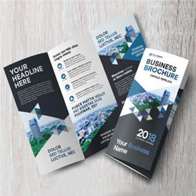 Quick & Short Run Brochures