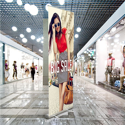 Banner Stands (Retractable)